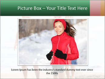Group running PowerPoint Template - Slide 15