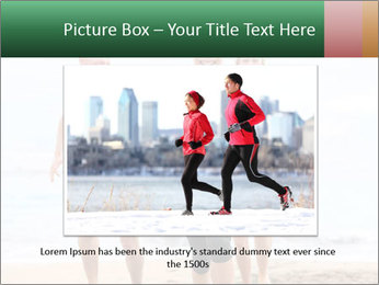 Group running PowerPoint Template - Slide 16