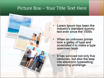 Group running PowerPoint Template - Slide 17