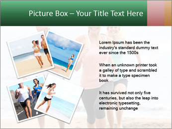 Group running PowerPoint Template - Slide 23
