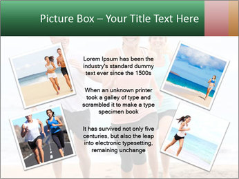 Group running PowerPoint Template - Slide 24