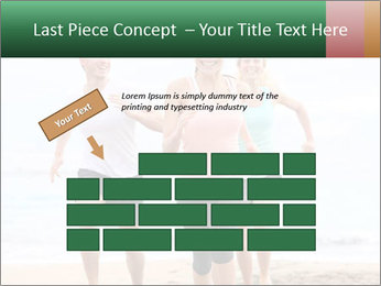 Group running PowerPoint Template - Slide 46