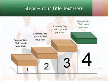 Group running PowerPoint Template - Slide 64