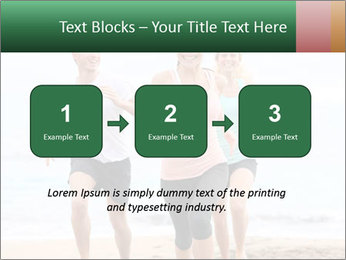 Group running PowerPoint Template - Slide 71