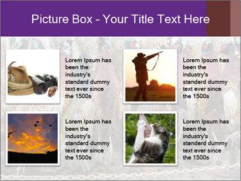Pheasants PowerPoint Templates - Slide 14