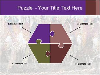 Pheasants PowerPoint Templates - Slide 40