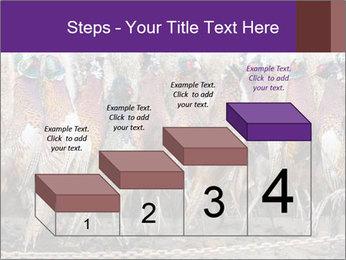Pheasants PowerPoint Templates - Slide 64