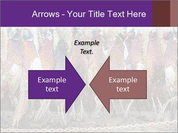 Pheasants PowerPoint Templates - Slide 90