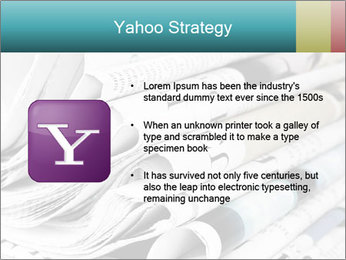 Newspapers PowerPoint Templates - Slide 11