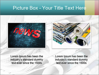 Newspapers PowerPoint Templates - Slide 18