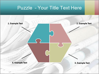 Newspapers PowerPoint Templates - Slide 40