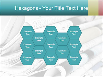 Newspapers PowerPoint Templates - Slide 44