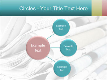 Newspapers PowerPoint Templates - Slide 79