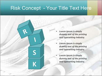 Newspapers PowerPoint Templates - Slide 81