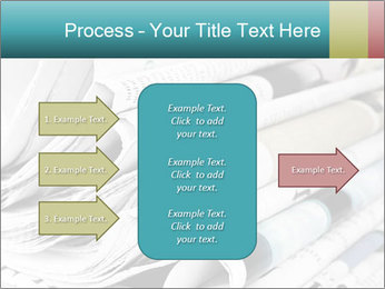 Newspapers PowerPoint Templates - Slide 85