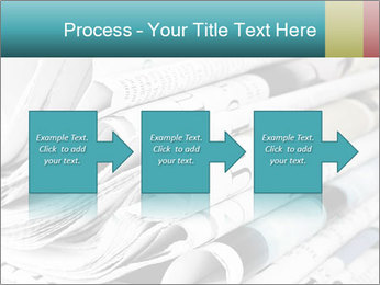 Newspapers PowerPoint Templates - Slide 88