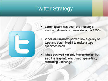 Newspapers PowerPoint Templates - Slide 9