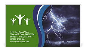 0000087715 Business Card Template