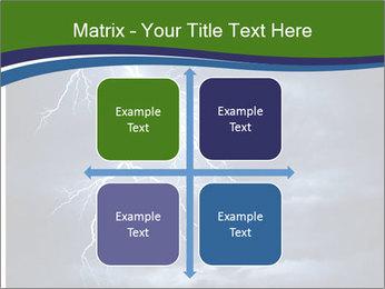Lightning strike PowerPoint Template - Slide 37