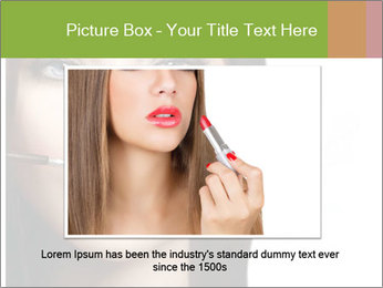 Makeup PowerPoint Template - Slide 16