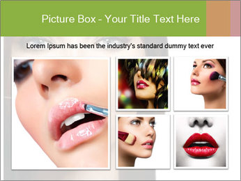 Makeup PowerPoint Template - Slide 19