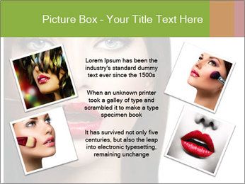 Makeup PowerPoint Template - Slide 24