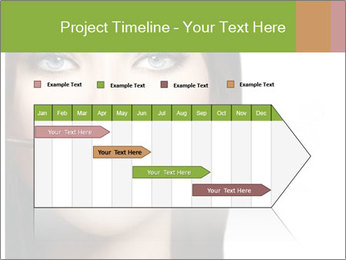 Makeup PowerPoint Template - Slide 25