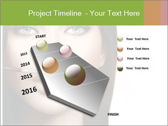 Makeup PowerPoint Template - Slide 26