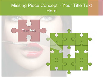Makeup PowerPoint Template - Slide 45