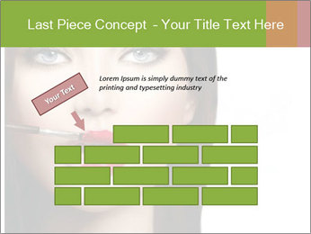 Makeup PowerPoint Template - Slide 46