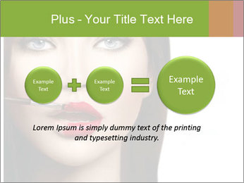 Makeup PowerPoint Template - Slide 75