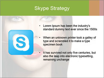 Makeup PowerPoint Template - Slide 8