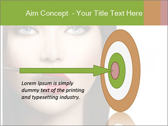 Makeup PowerPoint Template - Slide 83