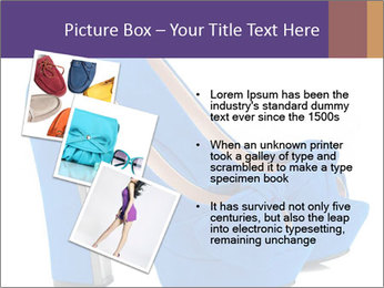 Women shoes PowerPoint Template - Slide 17