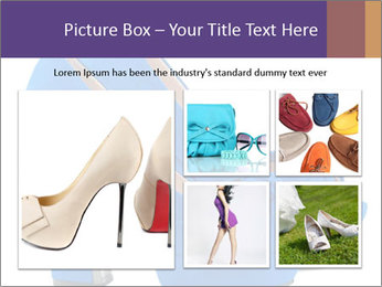 Women shoes PowerPoint Template - Slide 19