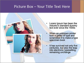 Women shoes PowerPoint Template - Slide 20