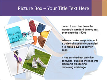 Women shoes PowerPoint Template - Slide 23