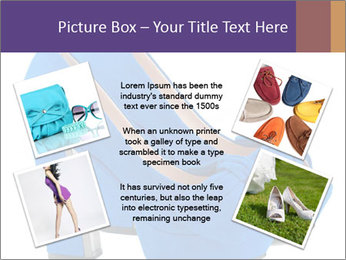 Women shoes PowerPoint Template - Slide 24