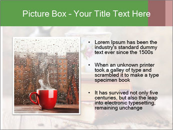 Coffee cup PowerPoint Template - Slide 13