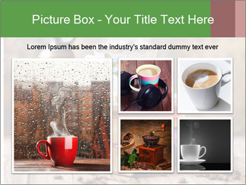 Coffee cup PowerPoint Template - Slide 19