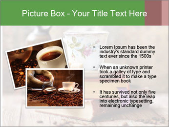 Coffee cup PowerPoint Template - Slide 20