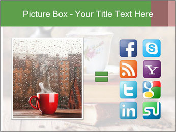Coffee cup PowerPoint Template - Slide 21