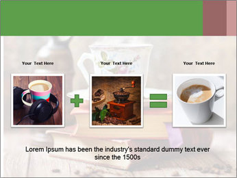 Coffee cup PowerPoint Template - Slide 22