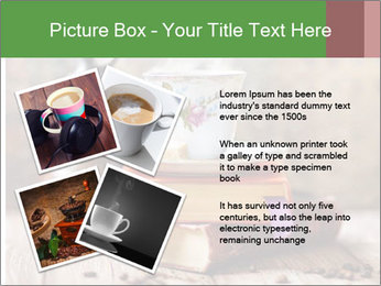Coffee cup PowerPoint Template - Slide 23