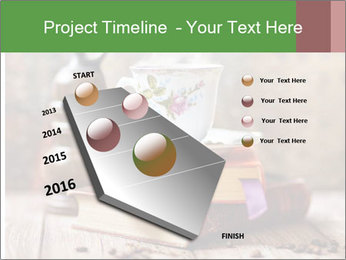 Coffee cup PowerPoint Template - Slide 26