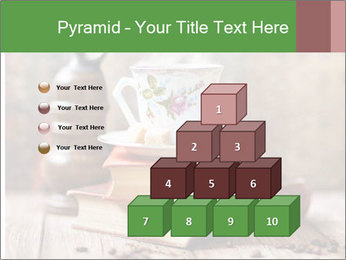 Coffee cup PowerPoint Template - Slide 31