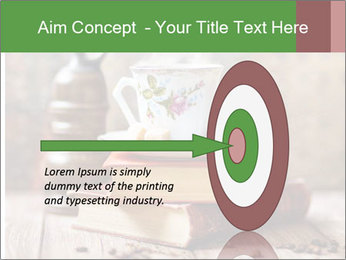 Coffee cup PowerPoint Template - Slide 83