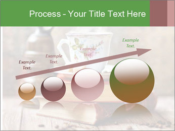 Coffee cup PowerPoint Template - Slide 87