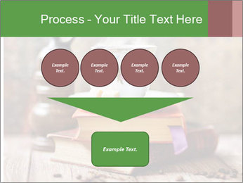 Coffee cup PowerPoint Template - Slide 93