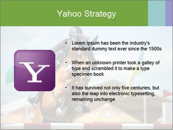 Equestrian Competition PowerPoint Template - Slide 11